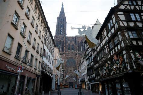 Les dégâts sont faibles, mais ceux qui l'ont ressenti ont été pour emma, 21 ans, qui travaille à l'université en service civique, c'était sa première expérience d'un tremblement de terre. Un léger tremblement de terre, de magnitude 3,3, ressenti à Strasbourg | SFR Presse