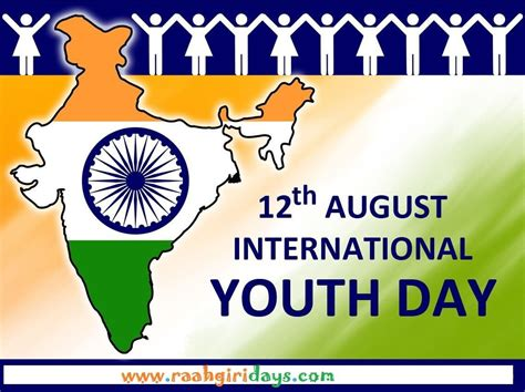 adorable international youth day   pictures