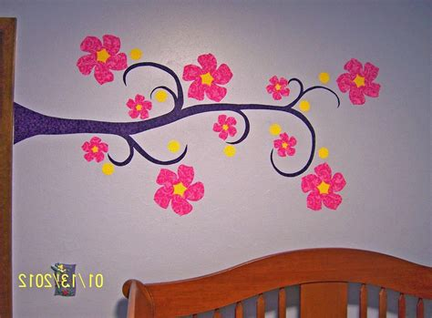 Wall Applique by 15 Ideas Of Fabric Applique Wall