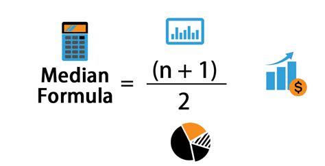 median formula   calculate median calculator