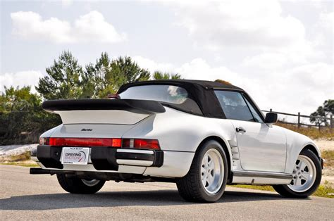 porsche   turbo cabriolet slant nose carrera
