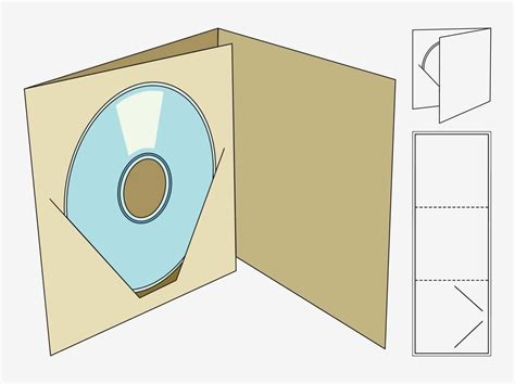 cd packaging templates google search package