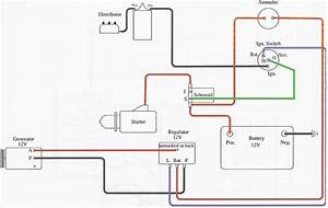 Wiring Diagram For Ford 9n  U2013 2n  U2013 8n  U2013 Readingrat Intended