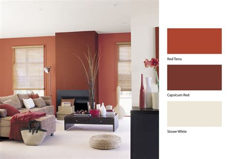 give your home a warm glow with this mix of terracotta