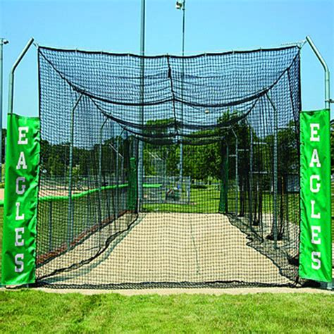 Deck Batting Cages Baton by Commercial Batting Cages Batting Cage Systems