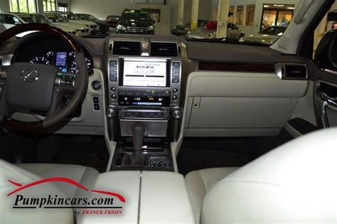 automobile air conditioning repair 2011 lexus gx electronic valve timing 2011 lexus gx 460 premium awd rear dvd in new jersey nj stock no 3874