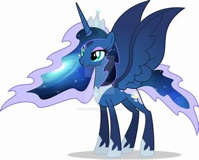 Luna Princess Deviantart Reversal Mlp Luminara Pony