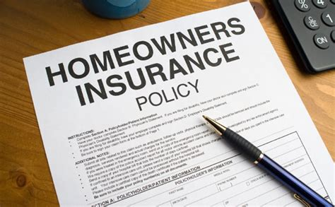 Reading The Fine Print Of Home Insurance Policies