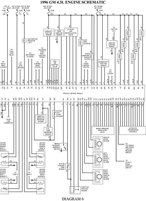 93 S10 Radio Wiring by S10 Wiring Diagram Repair Manual