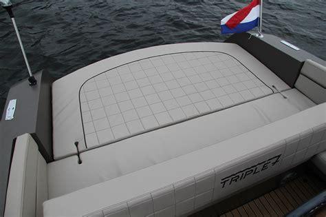 Sloep Zonnedek by Triple Boats