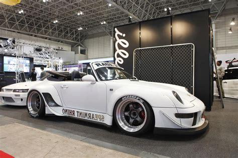 rauh welt porsche 911 rwb porsche 911 rauh welt begriff 993 convertible in white