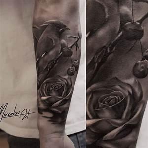 Tatouage Oiseau Homme : tatouage oiseau bras homme ~ Melissatoandfro.com Idées de Décoration