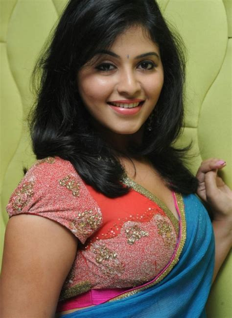 Anjali Sandwiched Between Big And Small