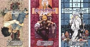 Death Note (vols. 7-9) by Tsugumi Ohba, art by Takeshi ...