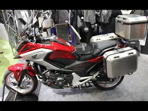 honda ncx  givi youtube