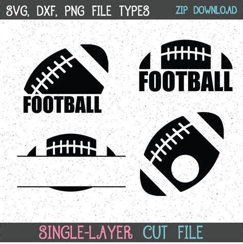 football svgs football svg football monograms football etsy