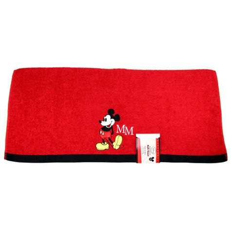 Mickey Mouse Bathroom Sets At Walmart by Disney Mickey Mouse Bath Towel Other Home Walmart