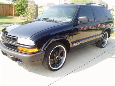 Blkonblkblazer Chevrolet Blazer Specs Photos