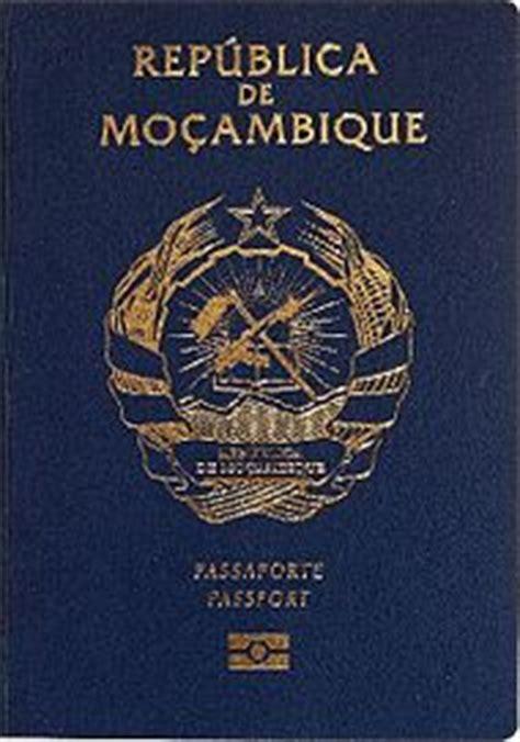 mozambican passport wikipedia