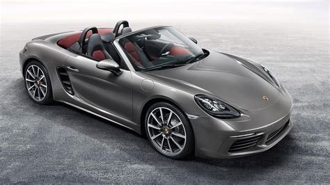 porsche boxster 2017 porsche 718 boxster picture 663465 car review