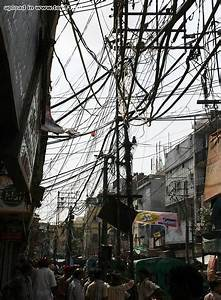Electrical Wiring Overload In India
