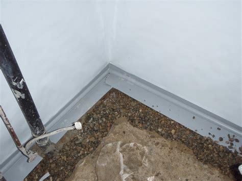 Basement Waterproofing   Basement Waterproofed in Lake