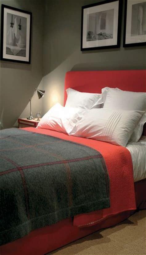 tres chambre coucher chambre à coucher flamant dans les tons noirs et rouges