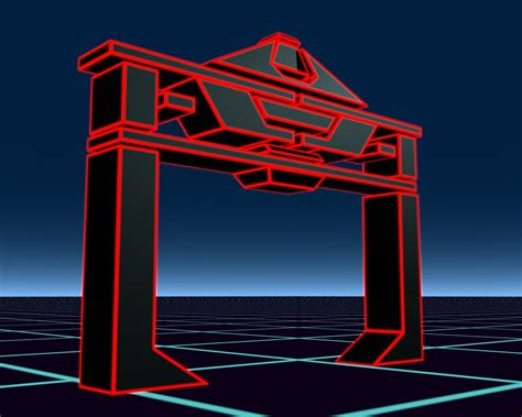 TRON Recognizer | Tron legacy, Tron, Tron art
