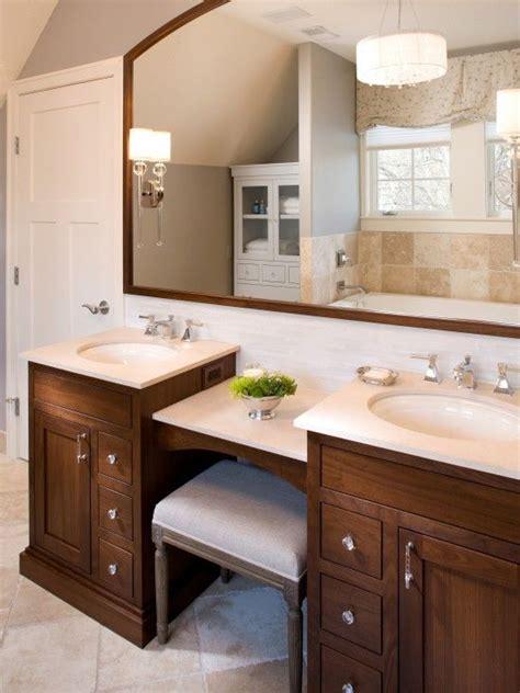 bathroom vanities with makeup area vanity with makeup area home