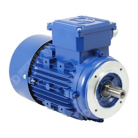 Motor Sincron by Marelli 0 55kw 0 75hp 4 Pole 230v 400v 3ph B14