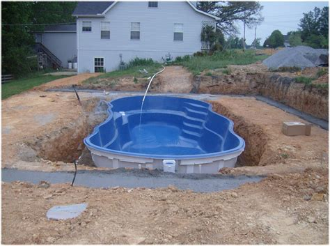 in ground pool cost 20 beautiful collection of fiberglass swimming pool cost 53189 pool ideas