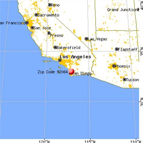 offenders san diego map 92064 zip code poway california profile homes