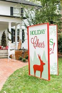 1000 ideas about Christmas Yard Decorations on Pinterest
