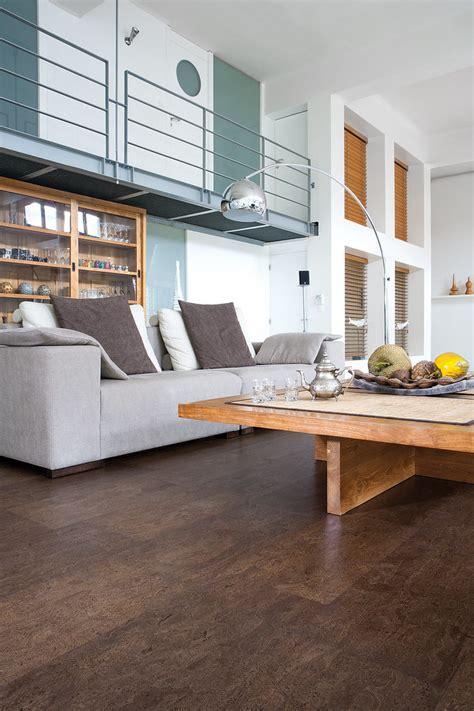 cork floor living room  options  cork flooring