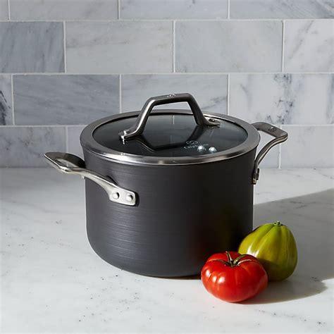 Calphalon Signature Non Stick 4 qt. Soup Pot with Lid