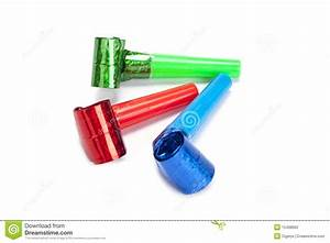 Party Blowers Stock Photography - Image: 15498662