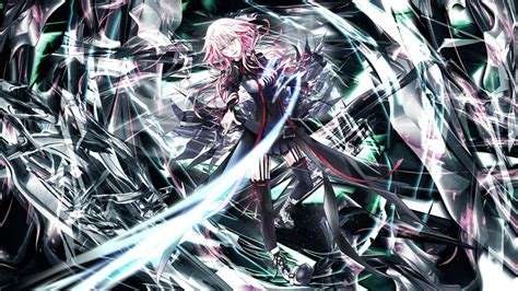 Anime Wallpaper Guilty Crown - guilty crown wallpaper and background image 1600x900