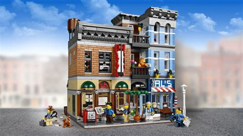 10246 Detective's Office  Lego® Creator Products And Sets