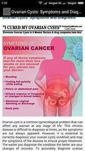 Ovarian Cyst Natural Treatment  Amazon Es  Appstore Para