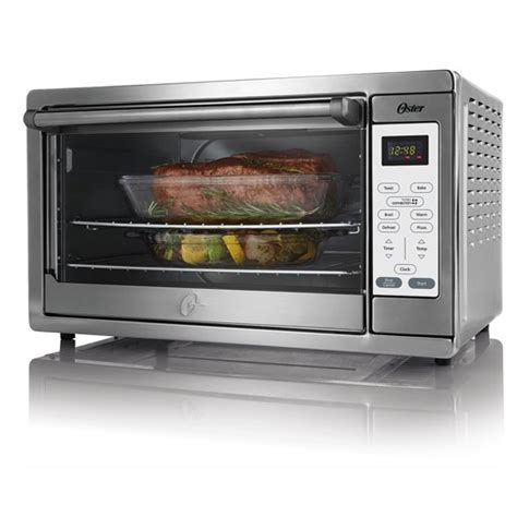 oster convection countertop oven oster designed for large convection countertop oven tssttvxldg 002 walmart