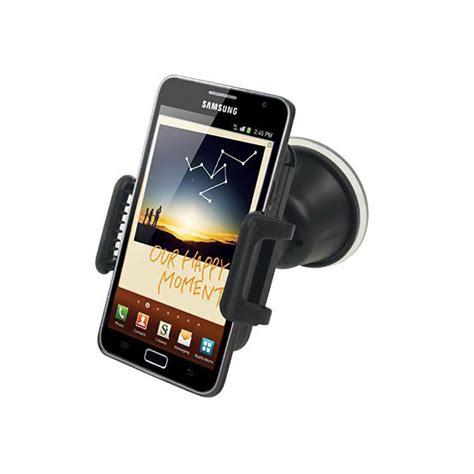 Support Gps Universel Holder Smartphone Gps Support Voiture Universel Rotatif Noir