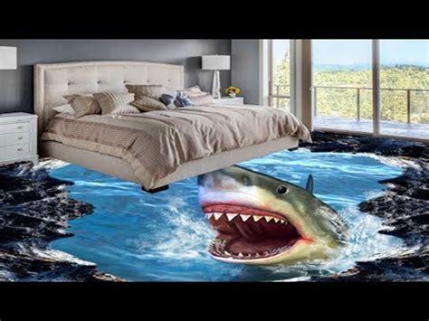 amazing  floor painting wallpaper  living room