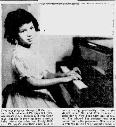 All sizes   Philippa Schuyler in 1939 - Published January ...