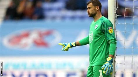 David Marshall: Derby County sign Wigan Athletic ...