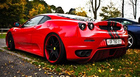 novitec rosso ferrari  sound fhd youtube