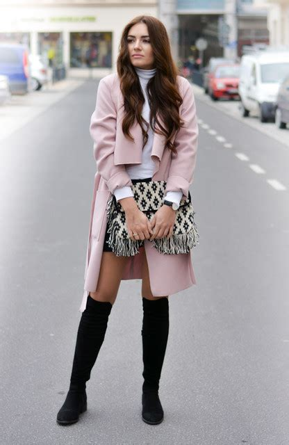 Pretty Winter Outfit Ideas with Pastel Pieces for 2015 - Pretty Designs