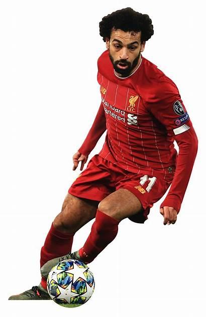 Salah Mohamed Render Football Footyrenders Rate Liverpool