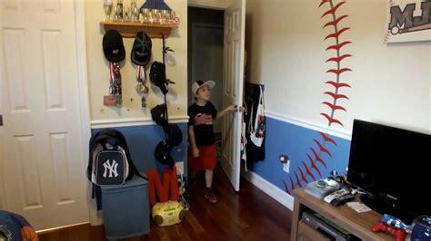 Baseball Kids Room Decor At Home Design Concept Ideas