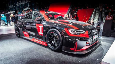audi rs lms  ginormous wheel arches top gear