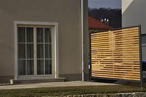 Sichtschutz Metall Preise : sichtschutzelemente l rche metall ral 7016 sichtschutzzaun sichtschutz gartenzaun zaun holz ~ Orissabook.com Haus und Dekorationen